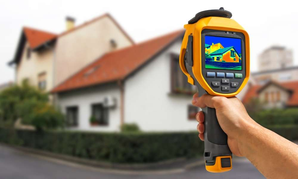 Best Thermal Imaging Camera for Home Inspection