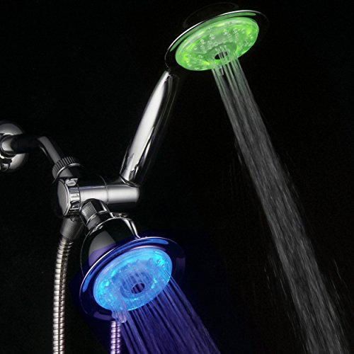 LED Shower Head: The 3 Best LED Light Up Shower Heads for 2020 1